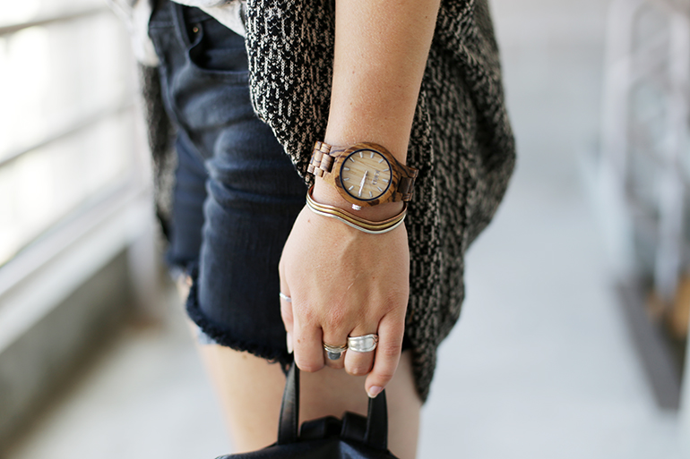 Wooden Watch @themerrythought
