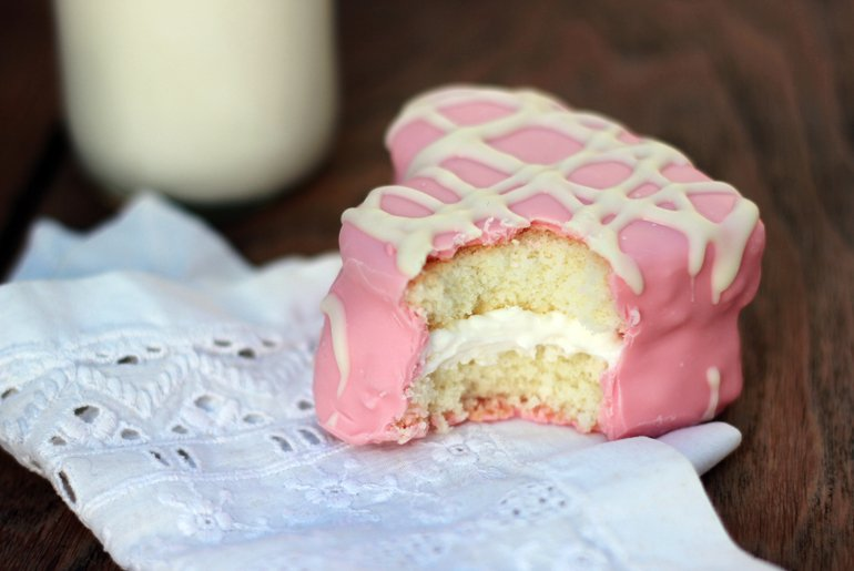 Valentine Snack Cakes The Merrythought